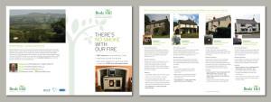 Birdshill Biomass A5 leaflet spreads