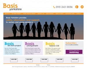 Basis Home Page
