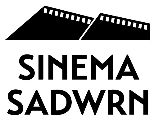 logo design community cinema Sinema Sadwrn